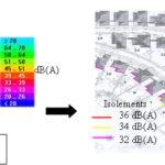 Cartographie sonore d'un lotissement et étude de définition de l'isolement acoustique en façade d'un programme de construction de maisons individuelles