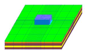 Modélisation 3D de sol